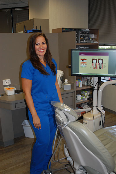 Dental checkups in Houston