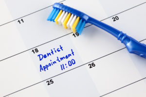 The first step towards comprehensive dental care is visiting your dentist in Memorial Houston for a routine checkup.